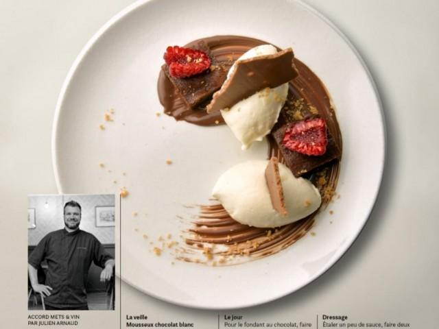 BHV 2.0 Recette dans le magazine Le Petit Gourmet